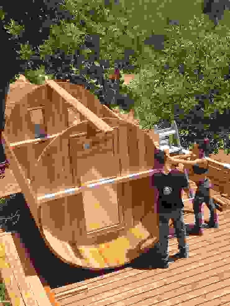 CASÁRBOL Hotels Solid Wood Wood effect