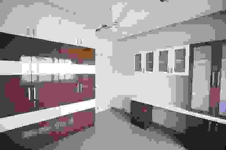 Study Room Modern study/office by Interios by MK Design Modern