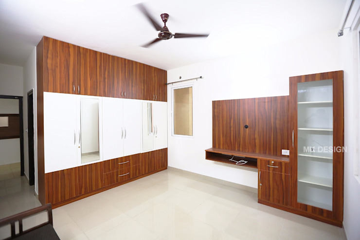 Parents Bedroom Modern style bedroom by Interios by MK Design Modern