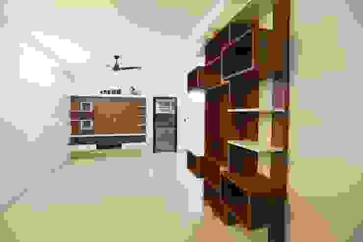 Display unit Modern living room by Interios by MK Design Modern