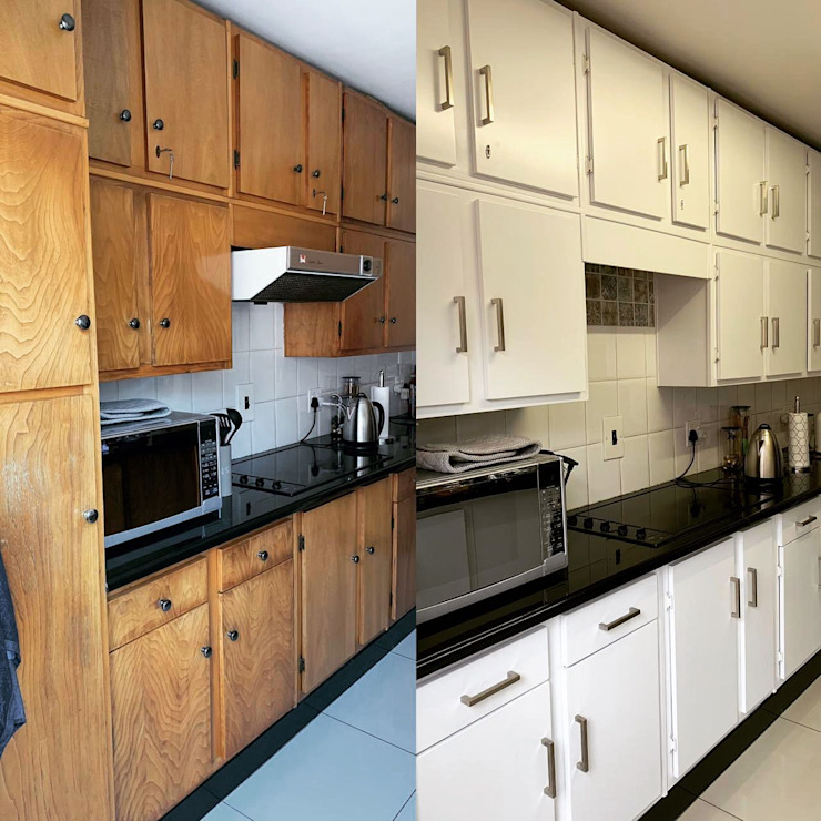 House Silverman - Sandown by Kitchen Respray and More