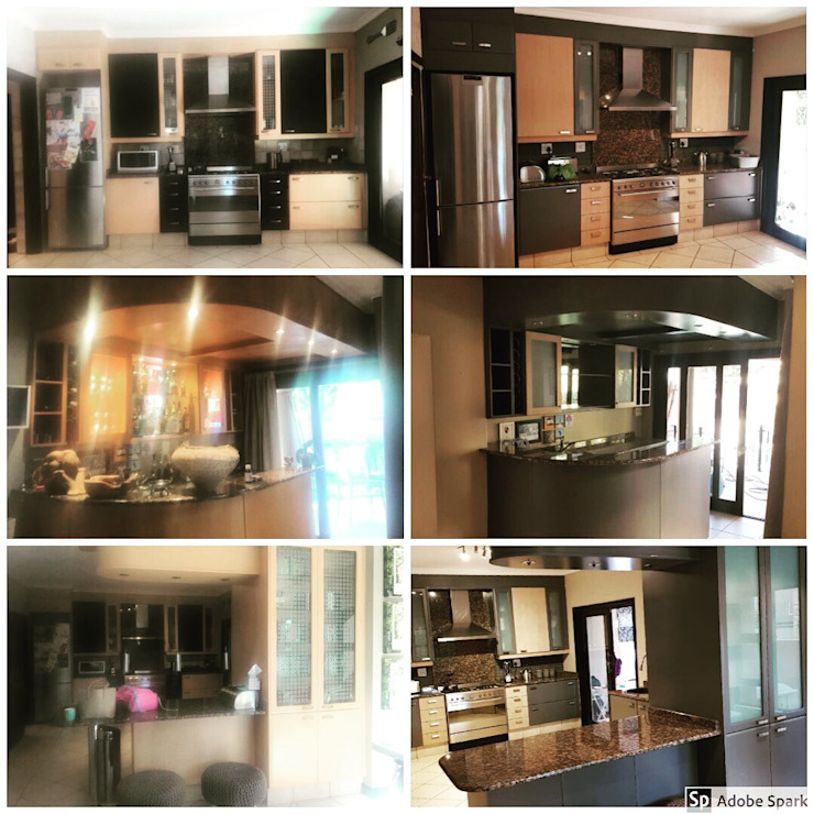 House Kotze - Bedfordview by Kitchen Respray and More
