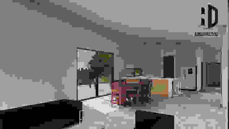Imaginario interior Salas de estilo minimalista de HD Arquitectura Minimalista