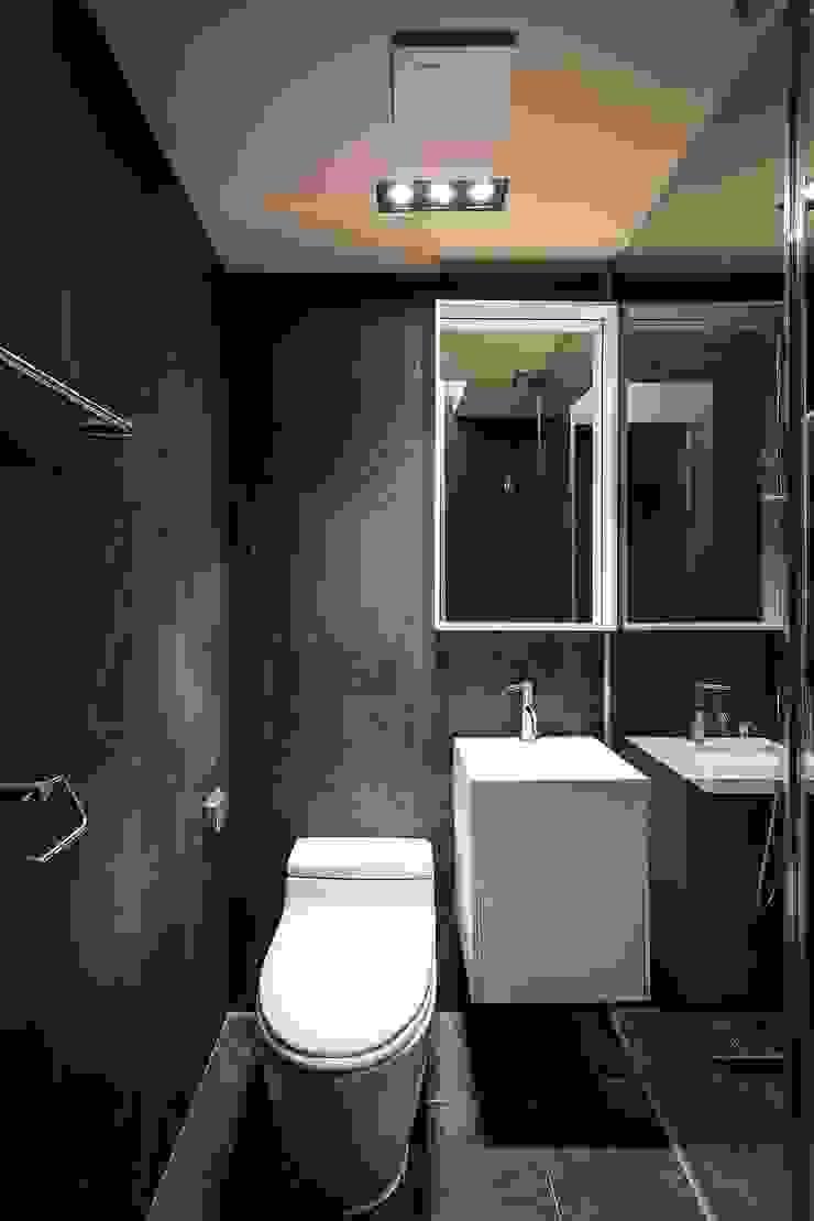 ㅤㅤ 모던스타일 욕실 by 므나 디자인 스튜디오 모던