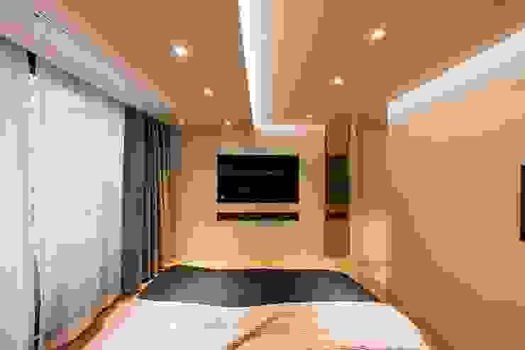 ㅤㅤ 모던스타일 침실 by 므나 디자인 스튜디오 모던