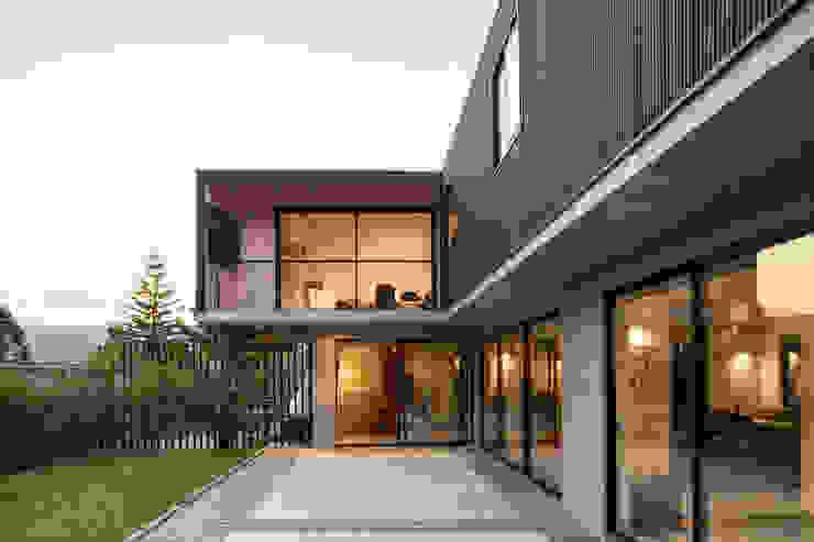 Casa Villuco Casas de estilo rústico de Dx Arquitectos Rústico