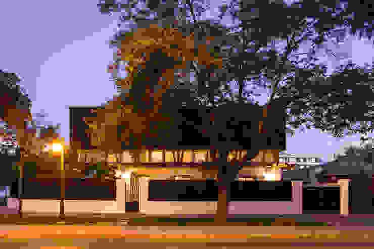 Ashantanga Yoga Chile Dx Arquitectos Casas de estilo minimalista
