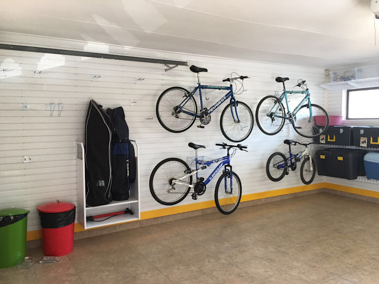 Bike Storage Ideas for your Garage by MyGarage Industrial