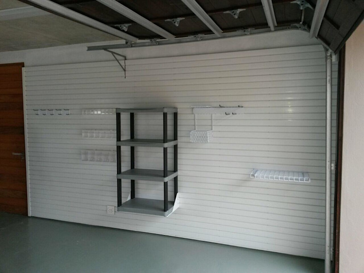 Garage Wall Storage Solutions by MyGarage Industrial