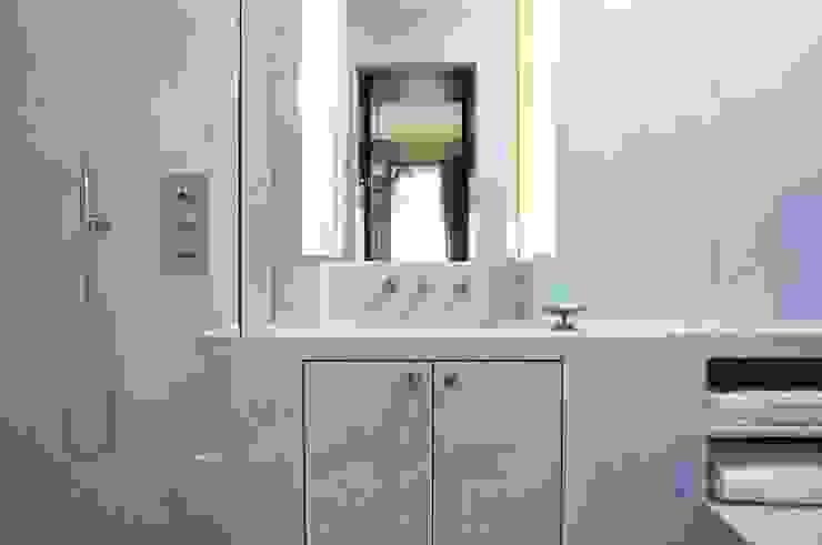 Marmo Elite srl Soc. Unipersonale 現代浴室設計點子、靈感&圖片 大理石 Blue
