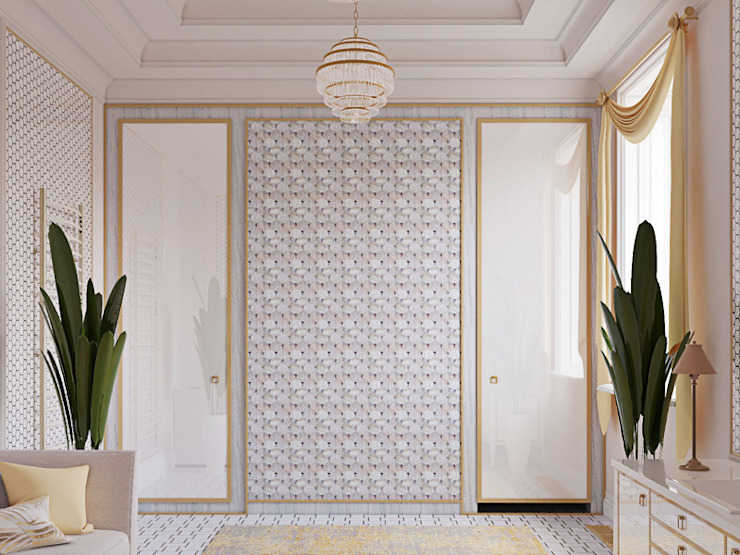 Classic style bathroom by Дизайнер Ирина Оника Classic