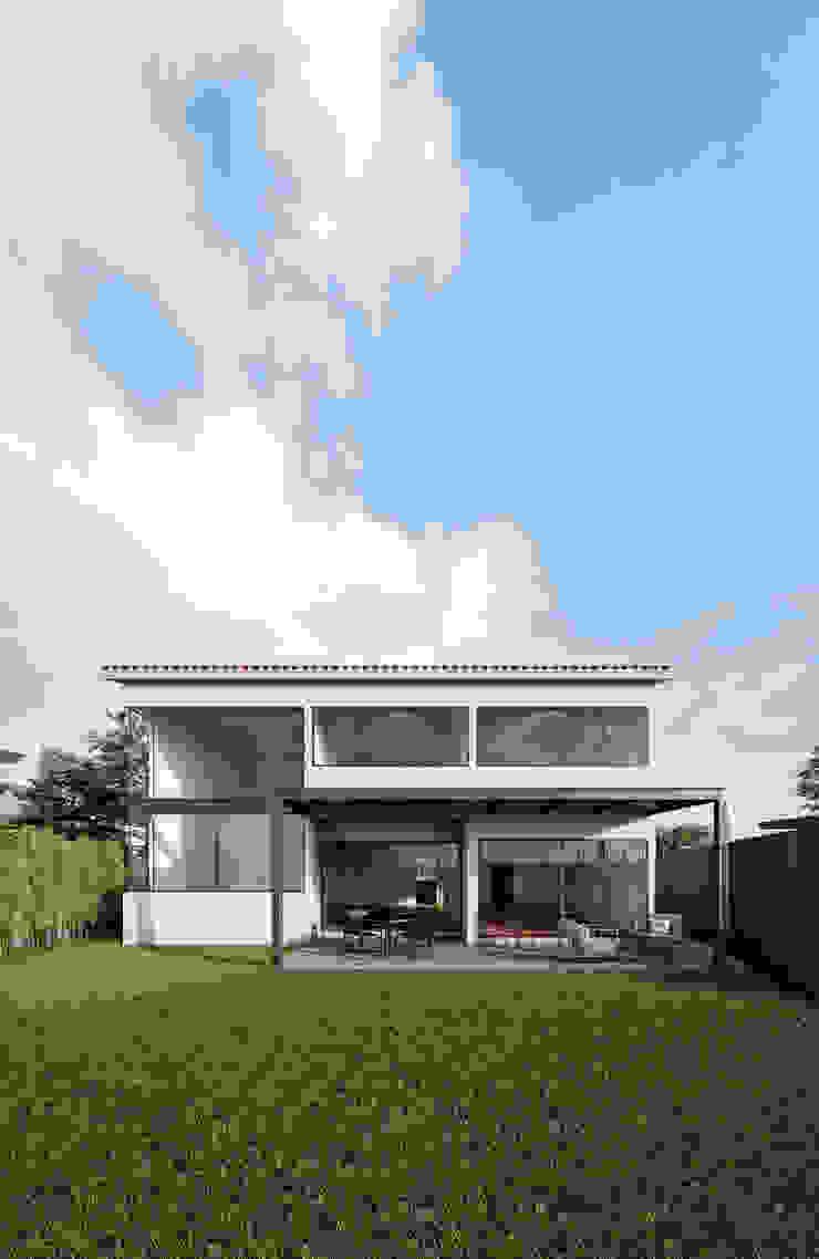 Proyecto Club Aleman Casas rústicas de Urbyarch Arquitectura / Diseño Rústico