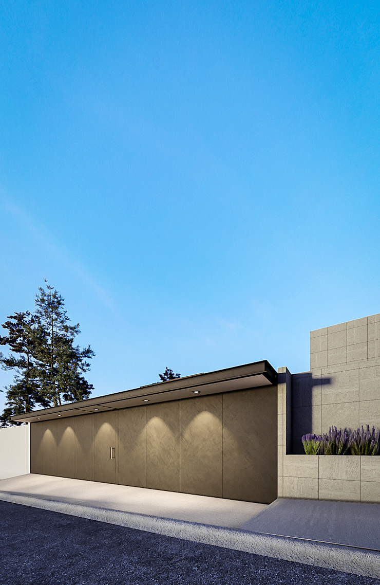 Urbyarch Arquitectura / Diseño Industrial style houses