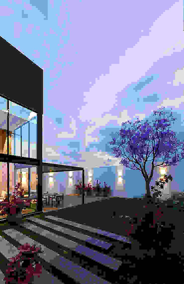 Proyecto Lomas de las Palmas Casas industriales de Urbyarch Arquitectura / Diseño Industrial