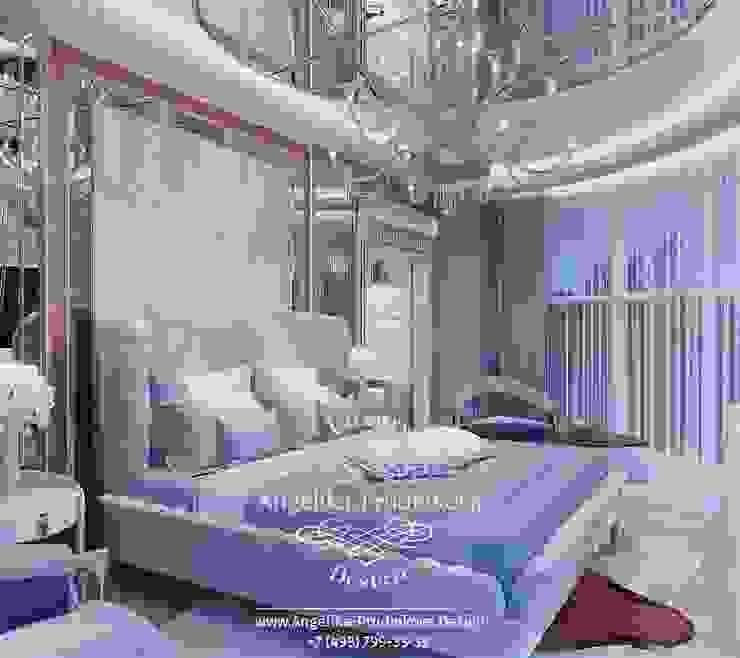Chambre classique par Дизайн-студия элитных интерьеров Анжелики Прудниковой Classique