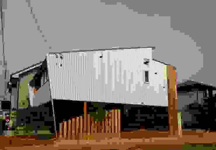 株式会社高野設計工房 Chalés e casas de madeira