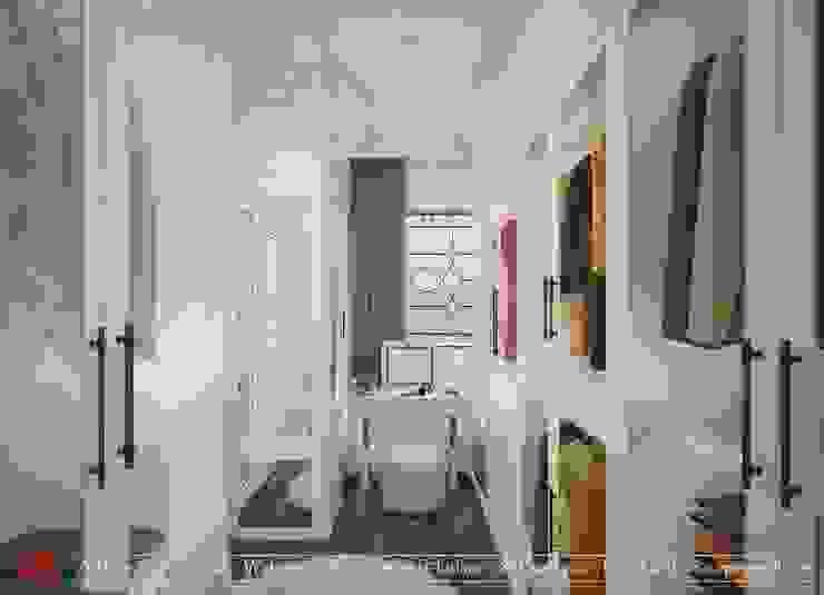 Thiết kế kiến trúc và nội thất biệt thự Mr. Sơn: cổ điển  by Thiết Kế Nội Thất - ARTBOX, Kinh điển