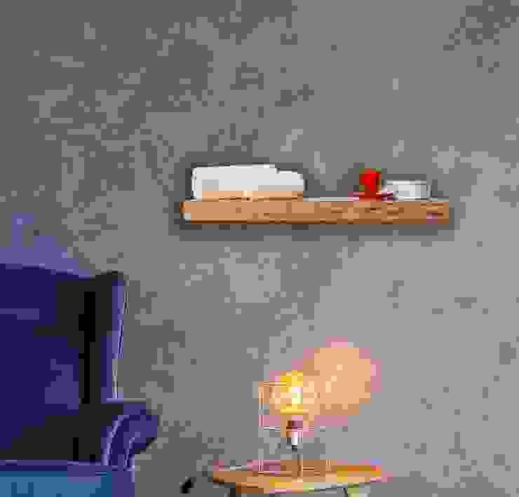 Beheizbares Regalbrett aus Zedernholz Ausgefallene Badezimmer von RF Design GmbH Ausgefallen