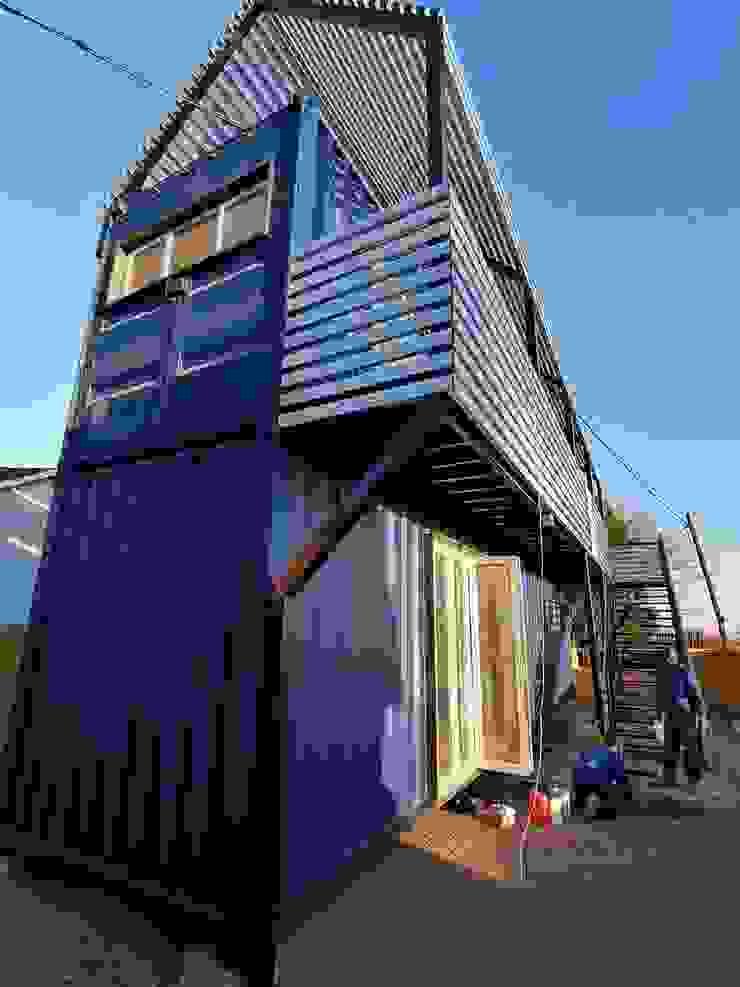โดย A4AC Architects อินดัสเตรียล