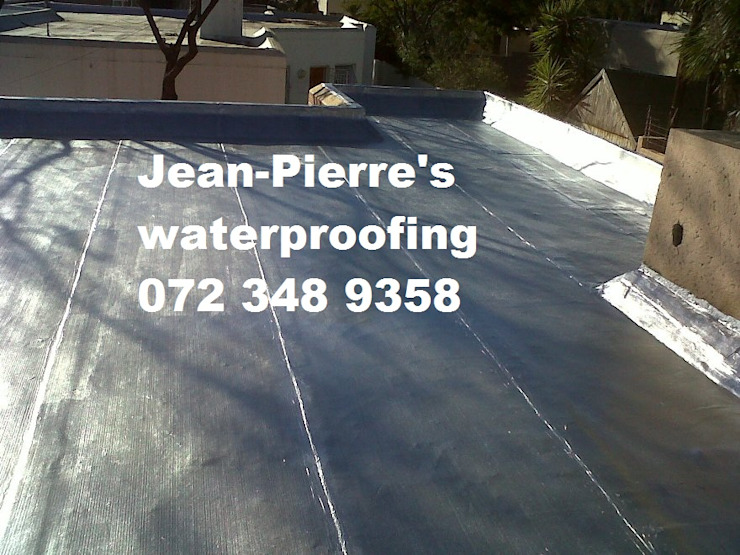 torch on waterproofing by Jean-Pierre's Waterproofing