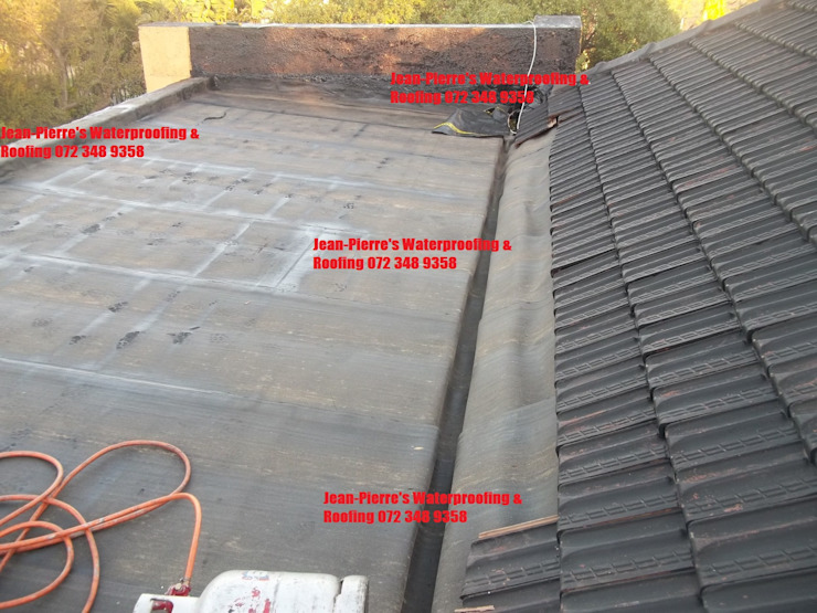 Board and torch on waterproofing multidex by Jean-Pierre's Waterproofing