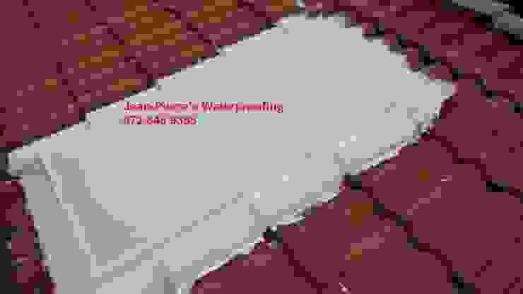 skylight repairs and waterproofing by Jean-Pierre's Waterproofing