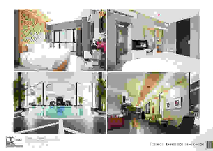 โครงการออกแบบ โรงแรม Green Point Residence ไทศิลป์ อินทีเรีย taisilp interior ตกแต่งภายใน