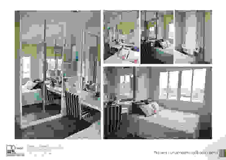 โครงการรับเหมาออกแบบตกแต่ง บ้านตัวอย่าง ภูเก็ตวิลล่า ถลาง: ผสมผสาน  โดย ไทศิลป์ อินทีเรีย taisilp interior, ผสมผสาน