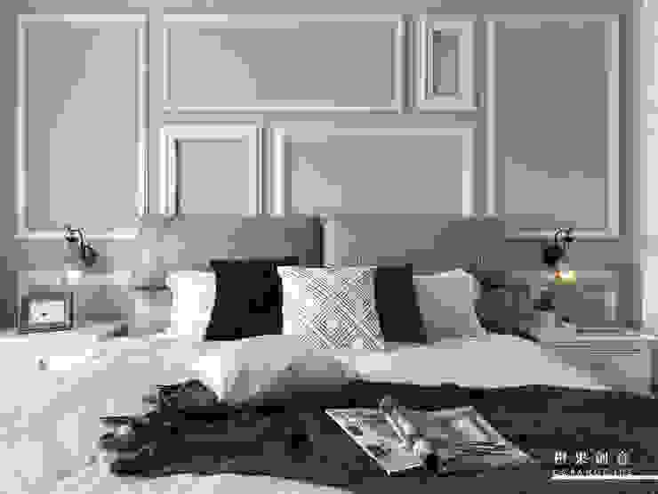 橙果創意國際設計 橙果創意國際設計 Classic style bedroom