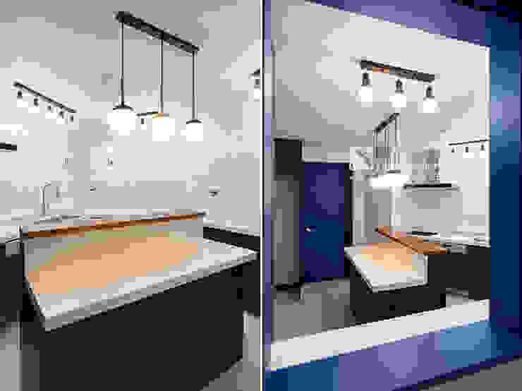 Moderne Küchen von 곤디자인 (GON Design) Modern