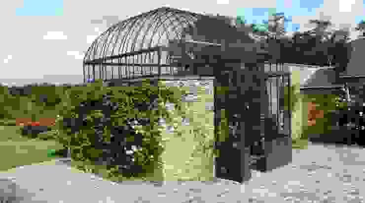 La villa perroquet Frédéric TABARY Balcon, Veranda & TerrasseMobilier