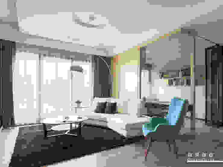 橙果創意國際設計 橙果創意國際設計 Living room
