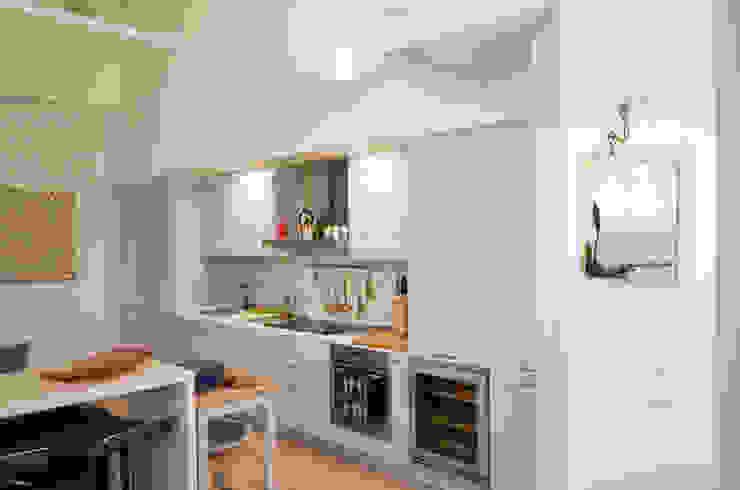 Tra mare e vecchio incasao – 90mq Cucina in stile mediterraneo di Studio ARCH+D Mediterraneo