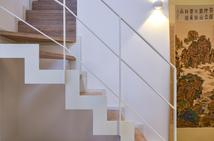 Studio ARCH+D Stairs