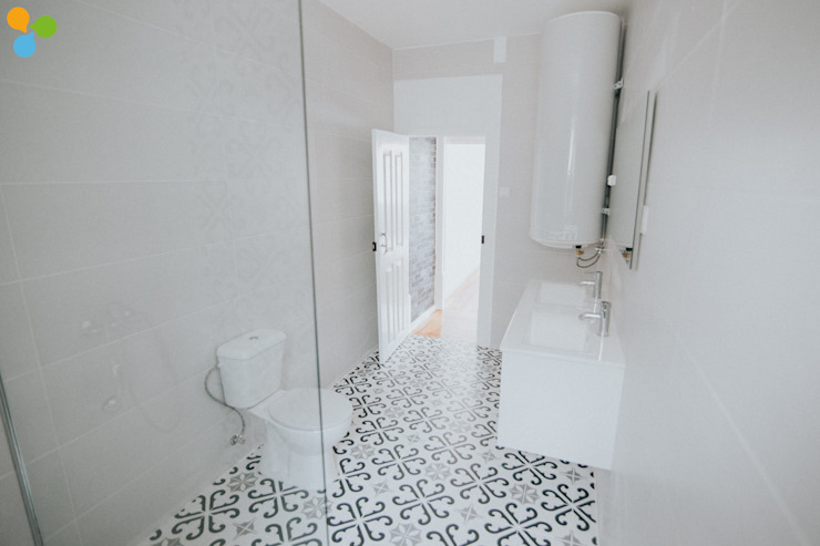 Bathroom by Grupo Prummo , Modern