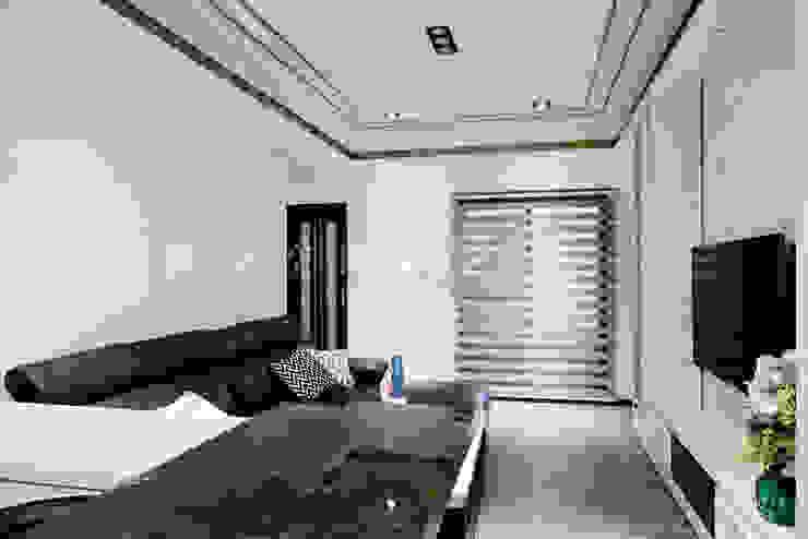 永龍建設-V&A/御景.芳庭 根據 SING萬寶隆空間設計 北歐風