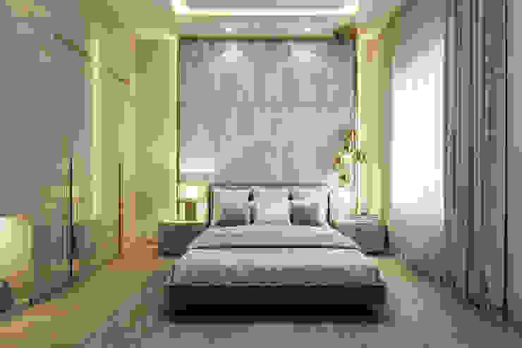 Bedroom Modern Bedroom by De Panache Modern