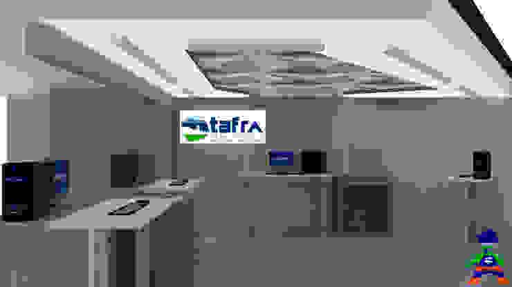CONSTRUCTORA TAFRA, S. A. DE C. V. หลังคาลาด โลหะ Metallic/Silver