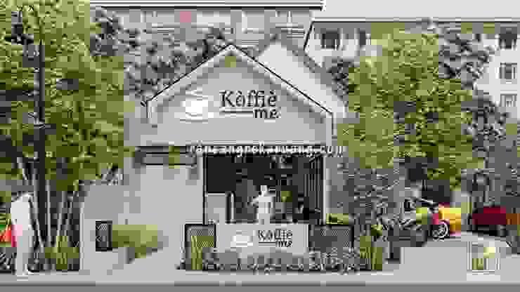 Coffe Shop Mr. Yoyok Gastronomi Gaya Industrial Oleh Rancang Reka Ruang Industrial