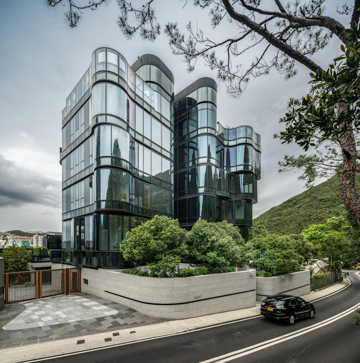 Aedas embraces beauty of Repulse Bay with the design of Pulsa by Architecture by Aedas Classic Metal