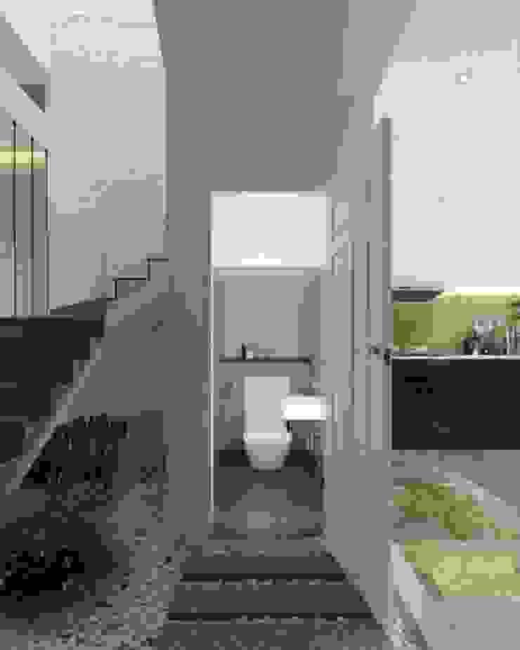 Thiết kế nhà ống đẹp hiện đại ấn tượng trong năm 2019 bởi Công ty xây dựng nhà đẹp mới