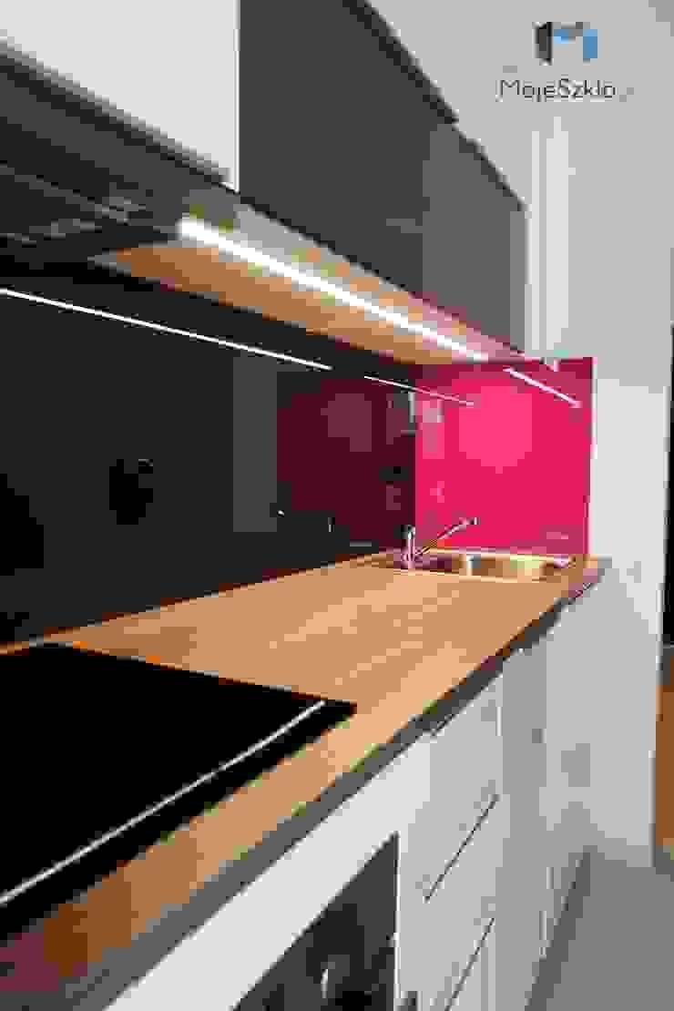 Modern Walls and Floors by Moje Szkło Modern Glass