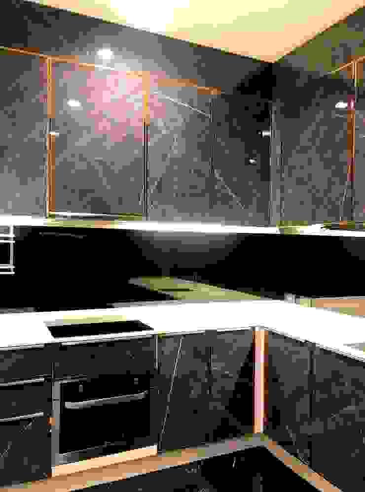 ตกแต่งภายใน คอนโดมิเนียม ชีวาทัย: ทันสมัย  โดย Glam interior- architect co.,ltd, โมเดิร์น กระจกและแก้ว