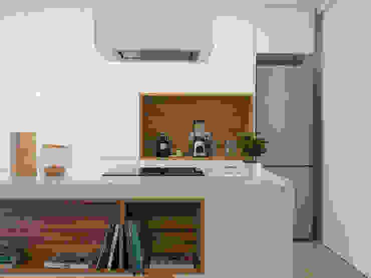Cozinha e Zona de Refeições Cozinhas modernas por MUDA Home Design Moderno