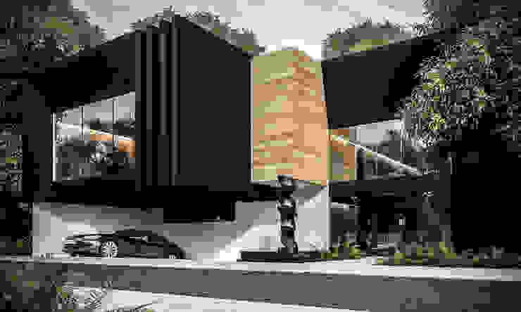 par HC Arquitecto Minimaliste