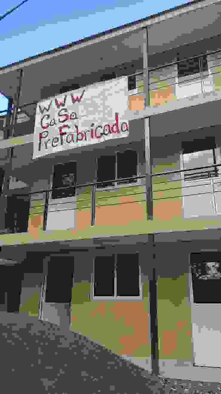 Casa Prefabricada en Mexico. Modern schools