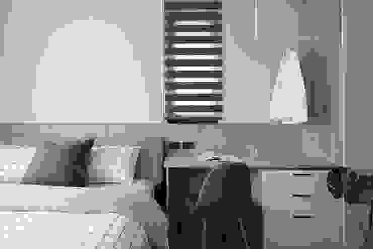 主臥 根據 極簡室內設計 Simple Design Studio 北歐風