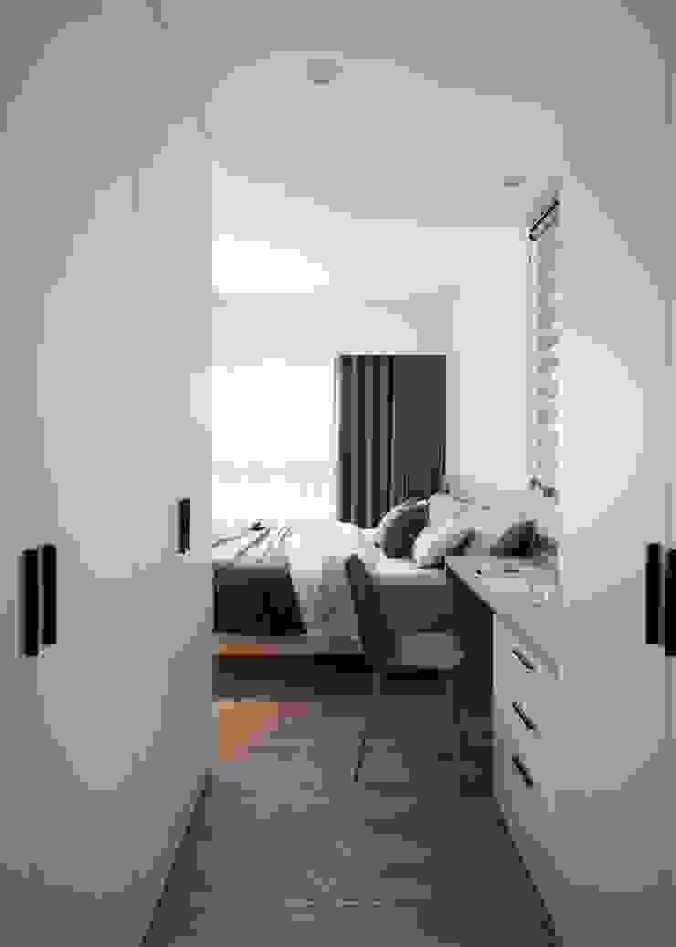 主臥更衣空間 根據 極簡室內設計 Simple Design Studio 北歐風