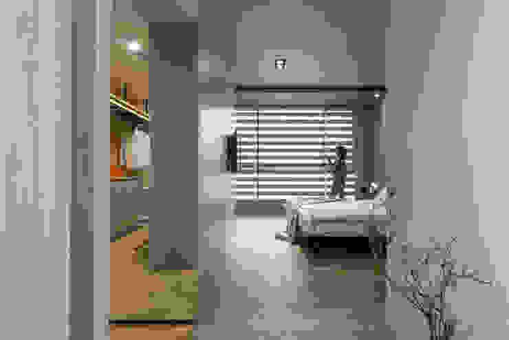主臥室 根據 Fertility Design 豐聚空間設計 現代風