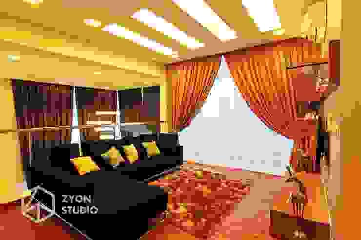 Kiara Residence Puchong by ZYON STUDIO SDN BHD(fka zyon interior design sdn bhd) Modern